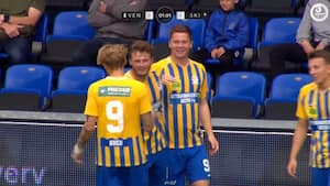 MÅL! Skive scorer efter 52 sekunder mod Vendsyssel - se Grønnings mål her