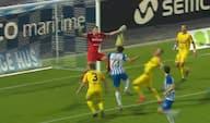 Den skal man score på: Esbjerg er ude af Europa League efter flop mod hviderussere