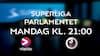 Nyt program: Se Superliga Parlamentet mandag klokken 21