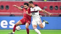 Spansk forsvarer ankommet i Heathrow forud for skifte til Arsenal