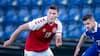 Jonas Wind starter i front for Danmark mod Finland