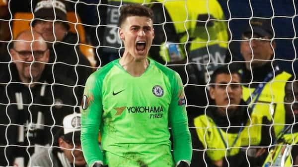 Kepa og Hazard sendte Chelsea i rent engelsk EL-finale efter straffedrama mod Frankfurt