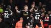 Manchester City banker Arsenal i belgisk opvisning