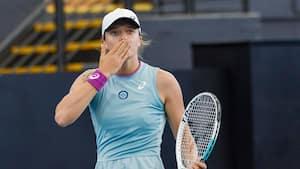 Ung grand slam-vinder snupper første almindelige WTA-titel