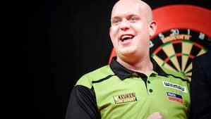 Dart i verdensklasse: Se Nordic Darts Masters direkte fra lørdag kl. 12.45