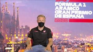 'Vi burde være tilbage til normalen' - selvsikker Kevin om HAAS-raceren forud for Spaniens grandprix