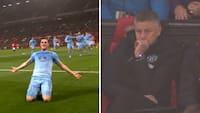 Hvad nu, Solskjær? Wood bringer Burnley foran på Old Trafford