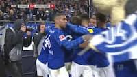 Schalke og Düsseldorf deler i seks-måls drama