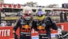 Verstappen: 'Vi vandt på strategien' – Se interviews med de to Red Bull-kørere her