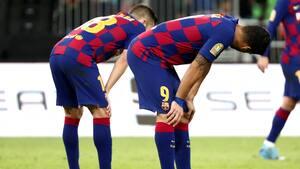 Barca-chok: Stjerne ude i fire måneder