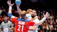 Norge sejrer og sender Frankrig hjem fra EM
