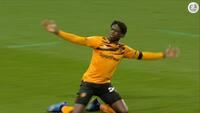 Genialt til fodboldpausen - Hull besejrer Bayer Leverkusen i højdramatisk fire på stribe