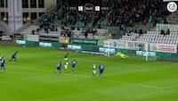 Viborg storsejrede sig til titlen, og Kolding rykkede ned: Se alle målene fra sidste runde af 1. division her