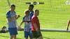 Islandsk debutant scorer hattrick for Esbjerg i 8-0-pokalsejr - se alle otte