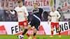 Leipzig vandt med besvær uden Poulsen på banen