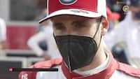 Frustreret Giovinazzi: 'Det var et lorte race'