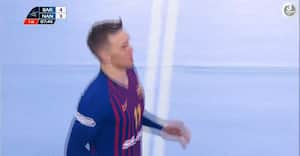 Hokus pokus: Lasse Andersson drysser tryllestøv ud over storkamp i Champions League