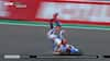 Av, av, av! Moto2-kører bliver kastet af sin cykel