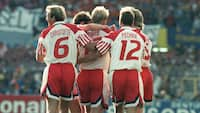 EM 1992: Danmark kom med på et tragisk afbud