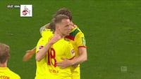 Nyt liv til Kölns kamp for overlevelse efter 3-2-sejr over Augsburg - se alle målene her