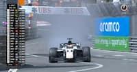 Røg og nøgler: Lundgaard udgår i Monaco