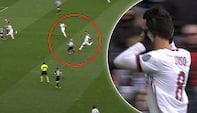 Ex-Liverpool-spiller scorer KLASSEMÅL - men så laver Donnarumma selvmål