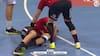 Müller med svinestreg på Flensburg-spiller – Ekspert: Det er til et rødt kort