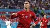 Må vige for kongen: Angriber afgiver nummer 7 til Ronaldo i Manchester United