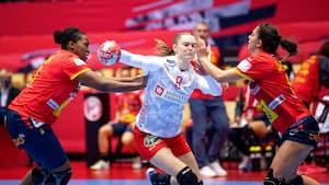 Danske håndboldkvinder møder Spanien i dobbeltopgør