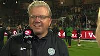 Viborg-træner missede vild scoring til 4-1: 'Jeg har nok drukket 10 liter vand'