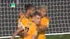 Calvert-Lewin igen! James og Digne hudfletter Fulham-forsvaret - se 2-1-målet her