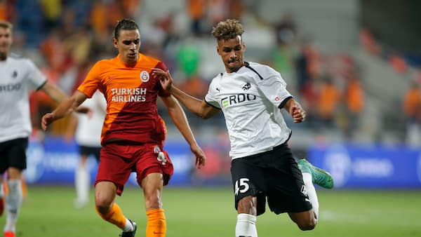 Randers taber til Galatasaray og misser Europa League