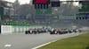 Konge-start: Ricciardo napper føringen - Max og Lewis i ballade