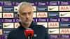 Mourinho med en klassiker efter chok-comeback: 'Det er.... fodbold'