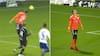 Kæmpe målmandsbrøler: Kolding-keeper går helt galt af bolden - giver mål væk efter 80 sekunder