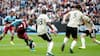 Solskjær og United i nye problemer: West Hams hurtige kombinationer bringer dem foran  1-0