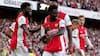 Målrigt derby: Arsenal ydmyger Spurs med 3-0 føring til pause