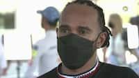 Frustreret Hamilton: 'Jeg troede, vi var et bedre sted'
