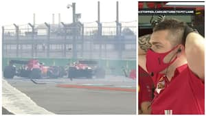 Oh my god! - 'Det var skræmmende!' - Leclerc sætter ord på uheldet i Q2