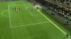 'Hvor er det frækt!': Evander forsøger at score på direkte hjørnespark - se det flotte forsøg her