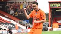 Newcastle smadrer Billing og Bournemouth - se højdepunkter fra 4-1-kamp