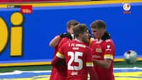 Ingvartsen med afgørende fod i kampens første scoring i Berlin-derby