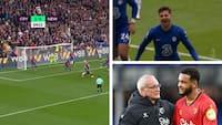 Saksesparksscoring og to hattrick - se alle lørdagens 27 Premier League-mål her