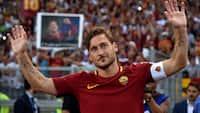 Totti åbner op om transferrygte: Var tæt på skifte til denne storklub