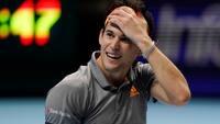 Thiem tager choksejr over Djokovic i årets bedste tenniskamp - se afgørelsen her