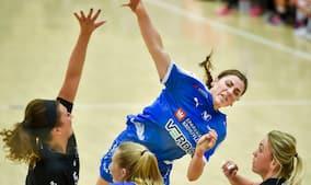 Randers-talent erstatter Line Jørgensen mod Frankrig