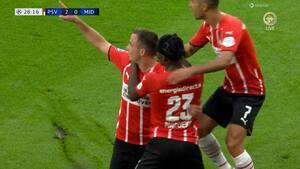 Kritisk for FCM - Götze sender PSV på 2-0