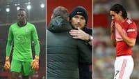 Highlights: United deler med Chelsea i nulløsning på Old Trafford