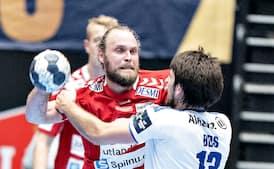 Møllgaard før CL-brag: 'Fantastisk med udsolgt arena i aften'