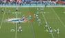 Narret! Dolphins-kicker snyder Bills - griber sit eget lækre onside kick